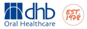 DHB Dental distributor